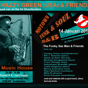 CHAZZY GREEN & FRIENDS