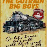 THE GOTRAIN BIG BOY'S --GECANCELD--